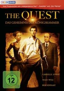 The Quest 2: Das Geheimnis der Königskammer, DVD