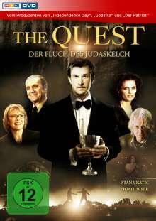 The Quest 3: Der Fluch des Judaskelch, DVD