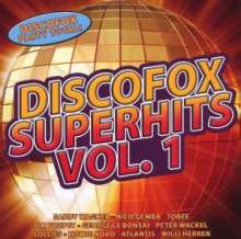 Discofox Superhits Vol. 1, 2 CDs