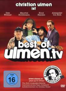 Christian Ulmen - Best Of ulmen.tv, 3 DVDs