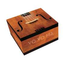Yo-Yo Ma - 30 Years outside the Box, 90 CDs