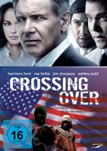 Crossing Over, DVD