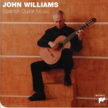 John Williams: Spanish Guitar Music, CD