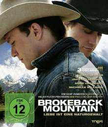 Brokeback Mountain (Blu-ray), Blu-ray Disc