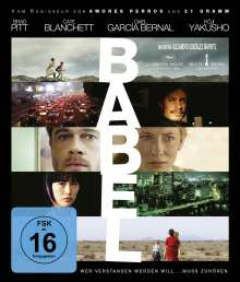 Babel (Blu-ray), Blu-ray Disc