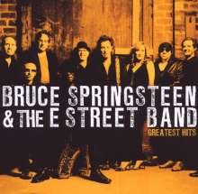 Bruce Springsteen: Greatest Hits, CD