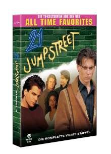 21 Jump Street Season 4, 6 DVDs