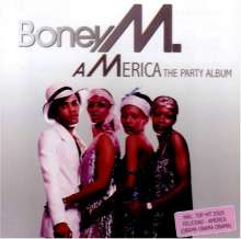 Boney M.: America: The Party Album, CD
