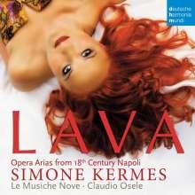 Simone Kermes - Lava (Arien aus dem Neapel des 18.Jh.), LP