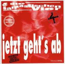 Die Fantastischen Vier: Jetzt geht's ab (Jubiläums-Edition)(Ltd. Jewel Case Edition), CD