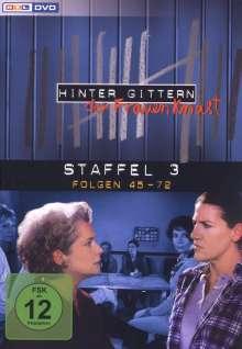 Hinter Gittern Staffel 3, 6 DVDs