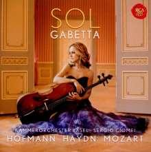 Sol Gabetta - Hofmann/Haydn/Mozart, CD