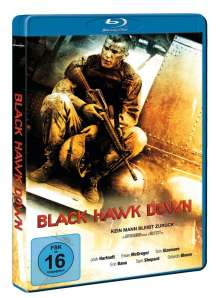 Black Hawk Down (Blu-ray), Blu-ray Disc