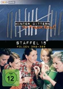 Hinter Gittern Staffel 15, 6 DVDs