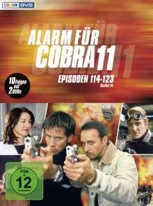 Alarm für Cobra 11 Staffel 14, 2 DVDs