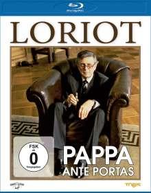 Pappa Ante Portas (Blu-ray), Blu-ray Disc