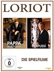 Loriot: Die Spielfilme, 2 DVDs