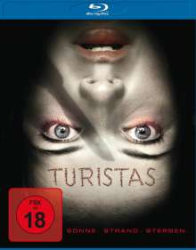 Turistas (Blu-ray), Blu-ray Disc