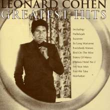 Leonard Cohen (1934-2016): Greatest Hits, CD
