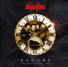 The Stranglers: Decade:The Best Of 1981 - 1990, CD