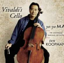 Yo-Yo Ma - Vivaldi's Cello, CD