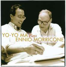 Yo-Yo Ma plays Ennio Morricone, CD