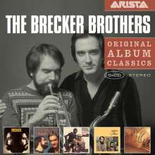 Brecker Brothers: Original Album Classics, 5 CDs