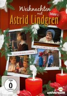 Weihnachten mit Astrid Lindgren 2, DVD
