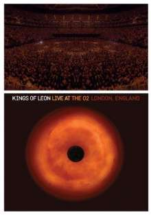 Kings Of Leon: Live At The 02, DVD
