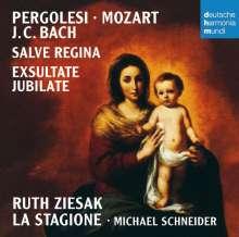 Ruth Ziesak singt geistliche Werke, CD