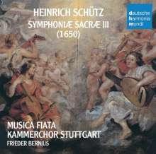 Heinrich Schütz (1585-1672): Symphoniae sacrae III SWV 398-418, 2 CDs