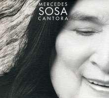 Mercedes Sosa: Cantora 1 & 2: Un Viaje Intimo (2CD + DVD), 3 CDs