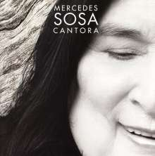 Mercedes Sosa: Cantora: Limited Edition (CD + DVD), CD