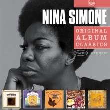 Nina Simone (1933-2003): Original Album Classics, 5 CDs