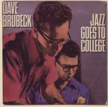 Dave Brubeck (1920-2012): Jazz Goes To College, CD