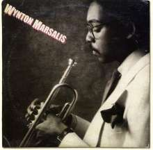 Wynton Marsalis (geb. 1961): Wynton Marsalis, CD