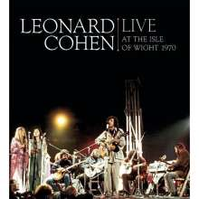 Leonard Cohen (1934-2016): Live At The Isle Of Wight 1970 (180g), 2 LPs