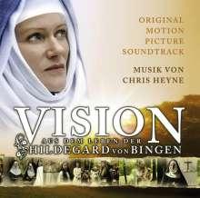 Hildegard von Bingen (1098-1179): Vision - Aus dem Leben der Hildegard von Bingen (Filmmusik), CD
