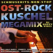 DJ Happy Vibes: Ost-Rock Kuschel Megamix, CD