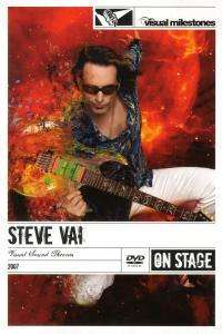 Steve Vai: Visual Sound Theories: Live 2005, DVD