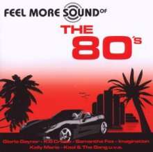 Feel More Sound Of The 80´s, CD
