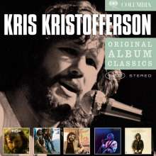 Kris Kristofferson: Original Album Classics, 5 CDs