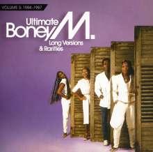 Boney M.: Ultimate Boney M.: Long Versions & Rarities, CD