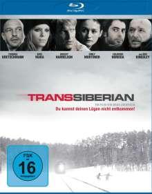Transsiberian (Blu-ray), Blu-ray Disc