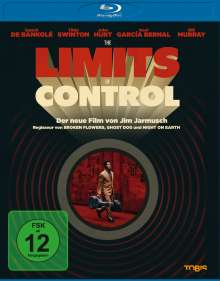 The Limits Of Control (Blu-ray), Blu-ray Disc
