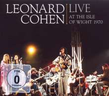 Leonard Cohen (1934-2016): Live At The Isle Of Wight 1970, CD