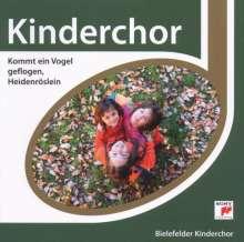 Der Bielefelder Kinderchor - Die schönsten Volkslieder, CD