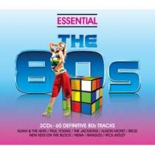 Various Artists: Essential 80s-Classic Eighties, 3 CDs