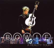 David Bowie (1947-2016): A Reality Tour: Live 2003, 2 CDs