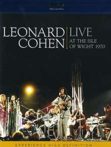 Leonard Cohen (1934-2016): Live At The Isle Of Wight 1970, Blu-ray Disc